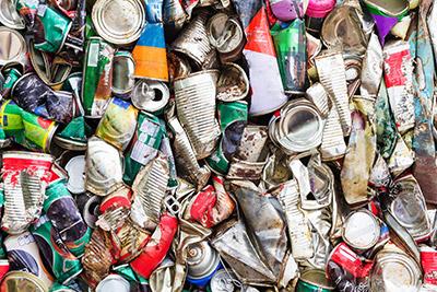 reciclaje latas aluminio